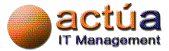 Actúa IT Management logo